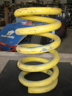 """1000 lb 9 5"""" Front Spring 5 1 2"""" OD Stock Car Modified IMCA Mod"""