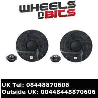"JBL GT6 6C 6 1 2 inch 17cm Component Car Speakers 150 Watt Max 50 Watt RMS 6 5"""