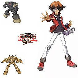 Big 10 Yu Gi Oh Wall Car Decals Stickers Yugioh Anime