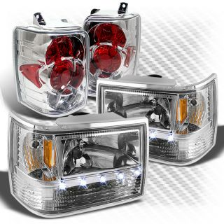 Jeep Grand Cherokee LED Tail Lights