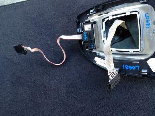 BMW E60 E61 530 Gear Shift Shifter Knob Trim Cover Sport Auto SMG Lighted