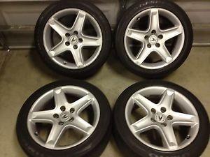 Acura 17 Alloy 96 08 3 2 TL Wheels Rims Tires CL Accord RSX TSX Type s Honda