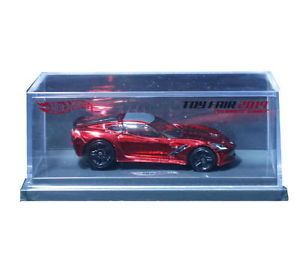 2014 Toy Fair Hot Wheels 2014 Corvette Stingray Diecast 1 64 Limited