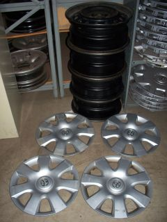 Toyota Camry Used 15 inch Wheel Set with Covers 2002 2003 2004 2005 2006