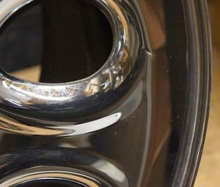 "Chevy Silverado GMC Sierra 17"" Chrome Steel Factory Wheel Rim 05 11 5223 7"