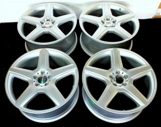 "20"" Mercedes Wheels Rims R350 R500 S550 S600 S63 S55 CLS500 CLS450 AMG Brabus 19"