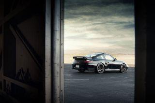 "19"" Ruger Silver Concave Wheels Rim Fits Porsche 911 996 Carrera Wide Turbo"