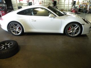20 Factory Porsche Carrera 911 Wheels Widebody C2S C4S Turbo 996 997 991