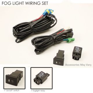 94 97 Acura Integra Projector Headlights Fog Lights Bulbs Switch Wiring Harness