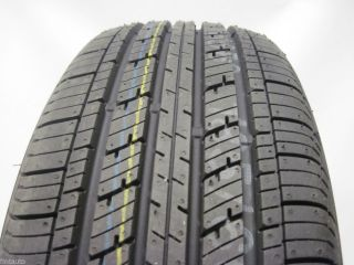 Two 2 New Kumho Solus KH18 Grand Touring All Season Tires 185 60 R 15
