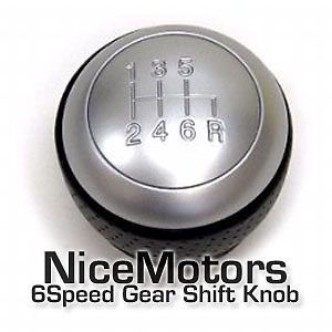 2003 2008 Tiburon Coupe 6SPEED Leather Gear Shift Knob Lever Hyundai Parts