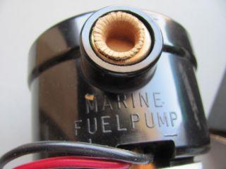 Carter P74087 Walbro 6095 Marine Electric Fuel Pump 12V Diesel Fuel