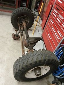 Tires Jeep Off Road 7 00 15LT Power King Super Tracks Bias Ply
