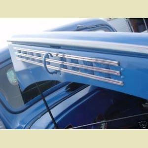 1941 1942 1946 Chevrolet Truck Hood Trim New