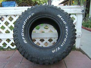 BFGoodrich Mud Terrain KM1 325 60 R15 BFG MT Tire Jeep Bogger Mudder Swamper