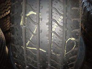 1 x P265 70R17 Uniroyal Laredo AWP Tire 26