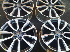 "18"" Nissan Pathfinder 2013 Factory Rims Wheels Set of 4 CNCC 98456 Enkei"