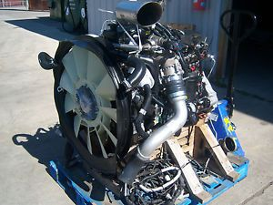 2013 Dodge RAM 2500 3500 6 7L Cummins Turbo Diesel Engine Motor High Output I6