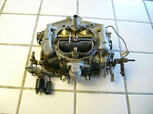 Carter Thermoquad Carburetor 9147s 1978 Dodge 318 Engine