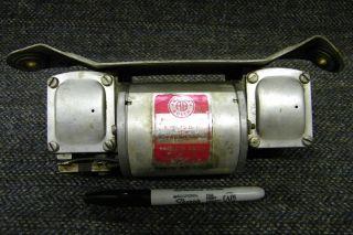 1948 1954 Ford Truck RARE Bosch Optional Electric Windshield Wiper Motor 1949