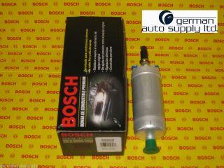 Mercedes Benz Electric Fuel Pump Bosch 0580254950 69608 New MB Pump
