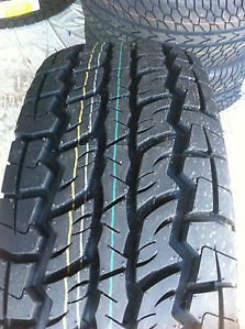 4 New Lt 265 75 16 Lre Kenda Klever A T All Terrain Tires 265 75r16 Owl