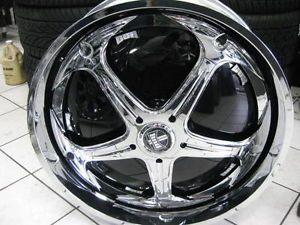 "28"" Dub Havok Spinner Wheels Tires Floaters asanti 30 Davin 26 Forgiato Lexani"