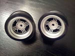 1 10 RC Racing Touring Drift Car Square BBs Volk Wheels Rims 4pcs Silver 15""