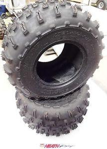 Dunlop AT20X10R9 KT357 Tires Quad ATV Honda Suzuki Yamaha Can Am JB Tire Wheel