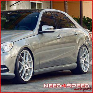 """19"""" Mercedes Benz W221 S400 S550 S63 S65 Avant Garde M510 Concave Wheels Rims"""