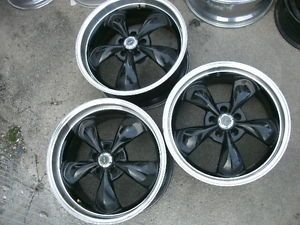 "American Racing 20"" Torq Thrust Wheels Rims"