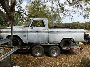 1966 66 Chevy Chevrolet Truck Shortbed Fleetside