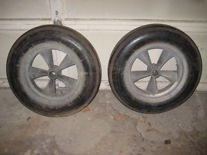 American Racing Magnesium Wheels Pair Never Used