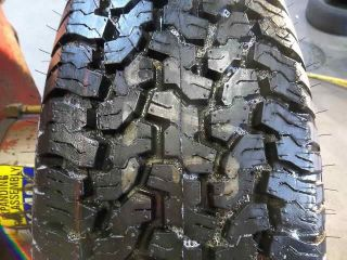 One BFGoodrich 235 75 15 Tire New Land Terrain P235 75 R15 105S 12 32 Tread