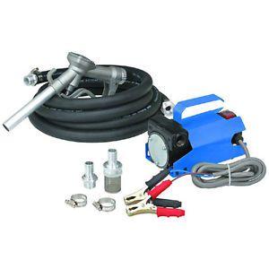 12 Volt Diesel Fuel Transfer Pump