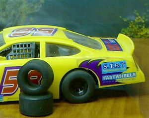 "Artin ""Speedway"" 1 32 Scale Slot Car Tires by Tiny Motors"