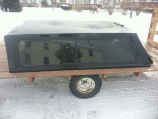 Leer Truck Cap Fiberglass 6 ft Bed