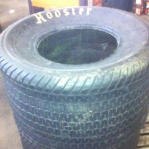 31 18 50 15 Hoosier Pro Street Drag Tires Look Almost New Chevy Ford Dodge