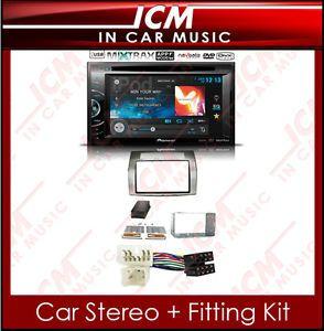 Toyota Corolla Verso Pioneer Car CD DVD Stereo Player  USB Radio Multimedia