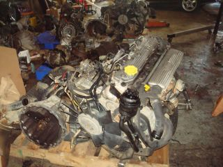 Land Range Rover Discovery 300TDI Turbo Diesel Engine Kit 5 Speed R380 Defender