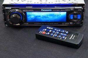 Panasonic CQ DFX983U CD Player  in Dash Car Stereo Receiver w Effects