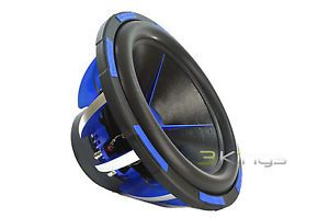 "New Power Acoustik MOFO154X 15"" 3000W Car Audio Subwoofer Sub MOFO 154X"