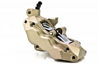 99 07 Suzuki GSX1300R Hayabusa Shindy Nissin Six Piston Brake Caliper Right