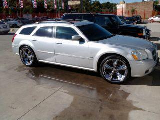 "22"" FOOSE Nitrous Wheel Tire Dodge Charger Magnum Challenger Chrysler 300 Rims"