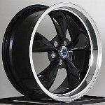 22 inch Black Wheels Rims Chrysler Dodge 300 300C SRT8 Charger Challenger 5x115