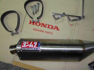 Honda PCX 125 Exhaust Muffler Yoshimura Racing