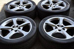 "20"" Camaro SS Wheels Rims Tires 2013 2014 Factory Stock Wheels Tires 5578"