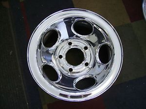 Dodge Truck Dodge Van 15x7 Factory 5x5 5 Bolt Chrome Wheel Rim 2022