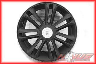 "New 24"" Cadillac Escalade Platinum Black Wheels Chevy Tahoe GMC Yukon Denali 20"