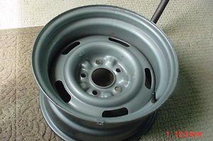 1970 Corvette Rally Wheel 15x8 Original Unrestored Spare Tire Wheel 1 Only